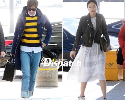 """7 người đẹp có """"ồn ào"""" tình cảm với Lee Min Ho - 10"""