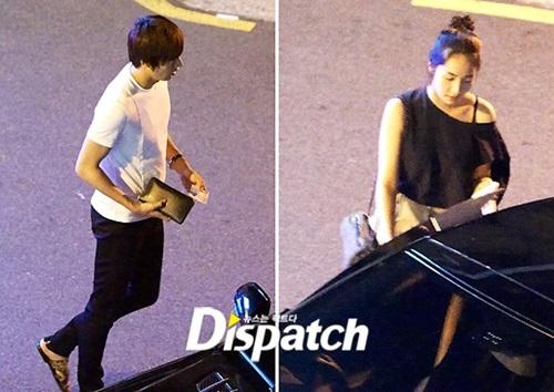 """7 người đẹp có """"ồn ào"""" tình cảm với Lee Min Ho - 8"""
