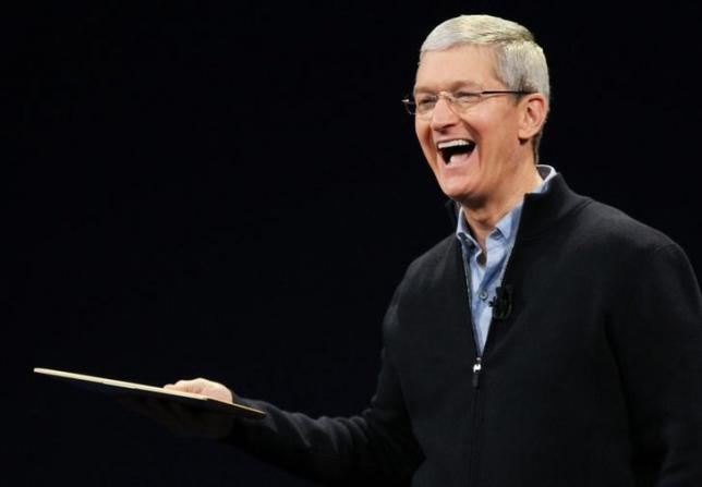 CEO Apple sẽ dành hết tài sản làm từ thiện - 1