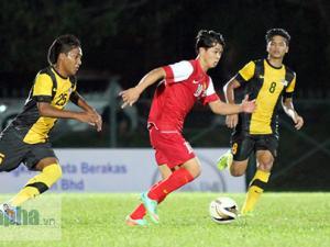 TRỰC TIẾP U23 Malaysia - U23 Việt Nam: Áp lực lớn