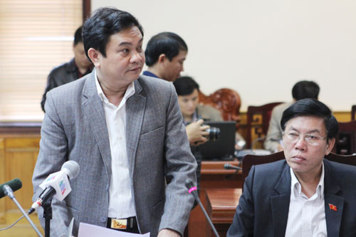 Đại diện Formosa và Samsung cúi đầu xin lỗi nạn nhân vụ sập giáo - 2