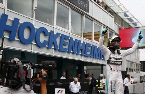 F1: Nỗi buồn mang tên German GP - 1