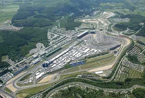 F1: Nỗi buồn mang tên German GP - 2
