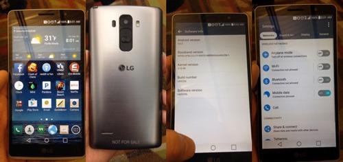 LG G4 lần đầu lộ ảnh thực tế - 1