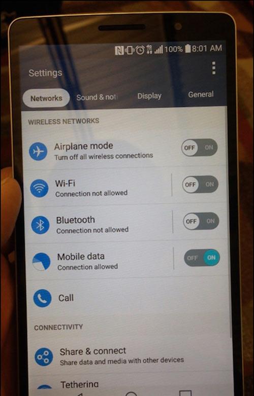 LG G4 lần đầu lộ ảnh thực tế - 4