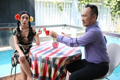 """Những """"cú lừa"""" chồng ngoạn mục của diễn viên Thu Trang - 2"""