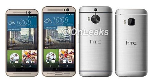 HTC One M9 Plus màn hình 5,2 inch QHD lộ diện - 2