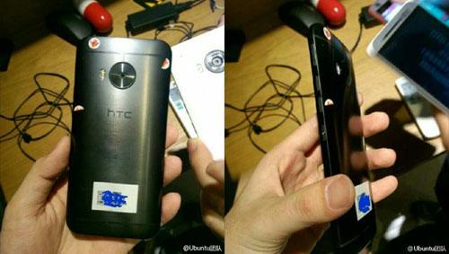 HTC One M9 Plus màn hình 5,2 inch QHD lộ diện - 1