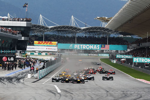 Malaysian GP: Khó cho Honda và McLaren - 1