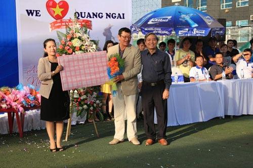 Hào hứng chờ đua tài ở giải bóng đá đồng hương Quảng Ngãi - 1