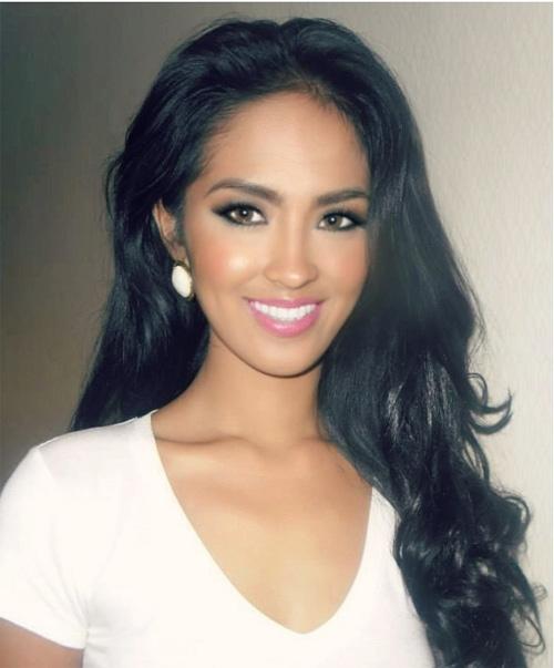 """Vẻ gợi cảm của """"nàng osin"""" thành hoa hậu Philippines - 3"""