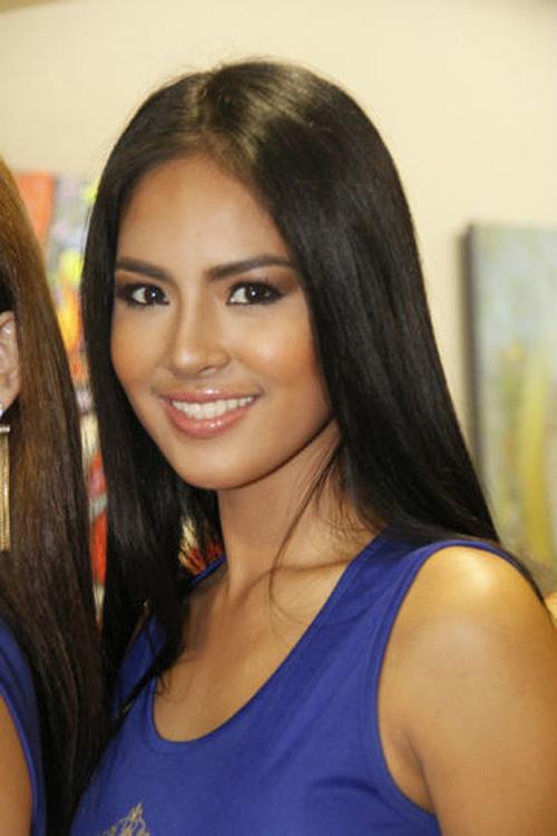 """Vẻ gợi cảm của """"nàng osin"""" thành hoa hậu Philippines - 4"""