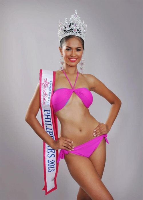 """Vẻ gợi cảm của """"nàng osin"""" thành hoa hậu Philippines - 8"""