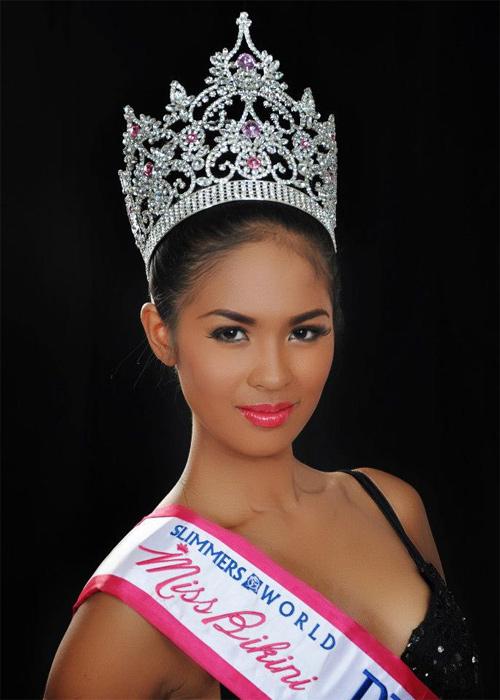 """Vẻ gợi cảm của """"nàng osin"""" thành hoa hậu Philippines - 10"""