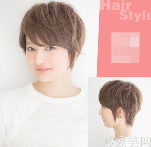Những kiểu tóc ngắn giúp bạn trẻ ra vài tuổi - 13