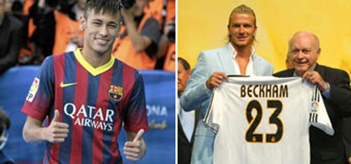 Neymar: Chàng Beckham của Barca - 2