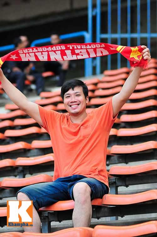 U23 Malaysia - U23 VN: Ngỡ ngàng Công Phượng - 27
