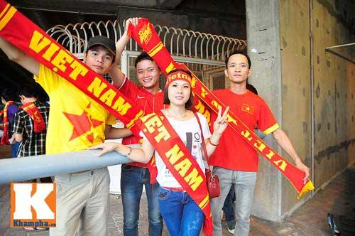 U23 Malaysia - U23 VN: Ngỡ ngàng Công Phượng - 32