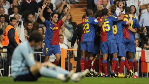 Ký ức Xavi cùng Barca: 2 lần thắng MU chung kết C1 - 2