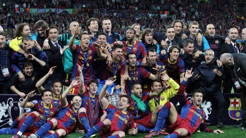 Ký ức Xavi cùng Barca: 2 lần thắng MU chung kết C1 - 3