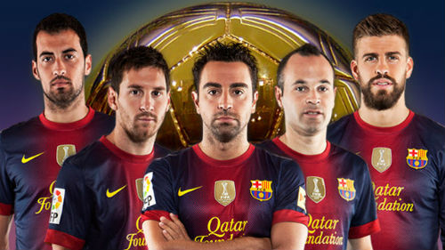 Ký ức Xavi cùng Barca: 2 lần thắng MU chung kết C1 - 4
