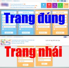 Cẩn trọng trước hàng loạt trang web lừa nạp thẻ cào trực tuyến