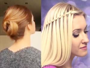 Hướng dẫn tết tóc nhanh cho cô nàng bận rộn
