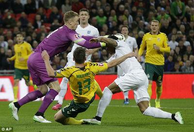 TRỰC TIẾP Anh - Lithuania: Kane vào sân và ghi bàn (KT) - 6