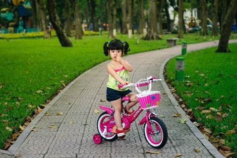 Mách cha mẹ chọn xe đạp chuẩn cho con - 1