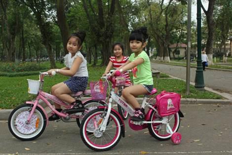 Mách cha mẹ chọn xe đạp chuẩn cho con - 2
