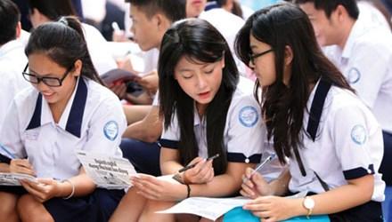 """Kỳ thi THPT quốc gia: Không để học sinh """"lầm tưởng"""" về các cụm thi - 1"""