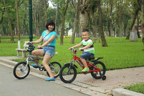 Những lợi ích xe đạp TOTEM mang lại cho trẻ - 1