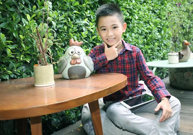 """Ngắm 8 nhóc tỳ có tên """"kêu"""" nhất của sao Việt - 10"""