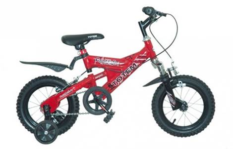 Xe đạp - người bạn đồng hành cùng tuổi thơ của bé - 10