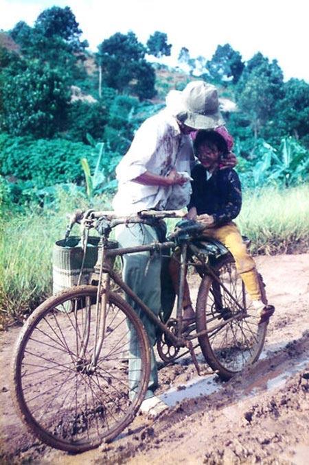 Xe đạp - người bạn đồng hành cùng tuổi thơ của bé - 2