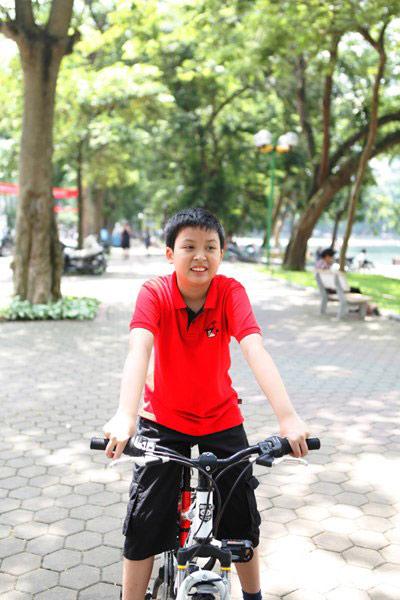 Xe đạp - người bạn đồng hành cùng tuổi thơ của bé - 5