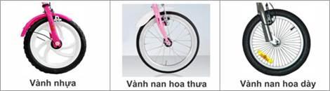 Xe đạp - người bạn đồng hành cùng tuổi thơ của bé - 6