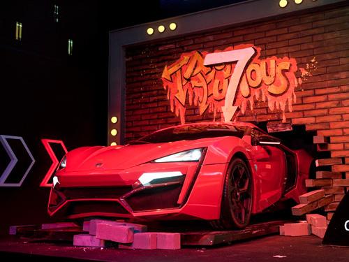 Jason Statham bảnh bao trên thảm đỏ Fast & Furious - 5
