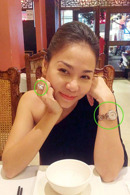 Choáng với những món quà xa hoa của 7 mỹ nữ Việt - 5