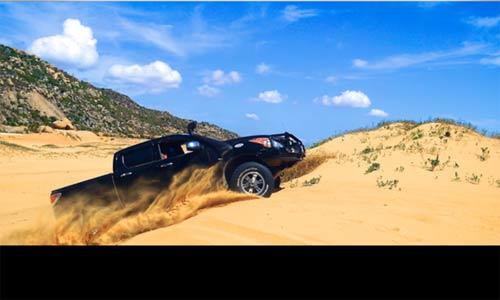 Sắp có giải đua xe địa hình trên cát đầu tiên tại VN - 1