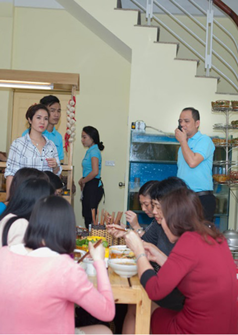 """Cuộc sống của diễn viên """"trác táng nhất màn ảnh Việt"""" - 5"""