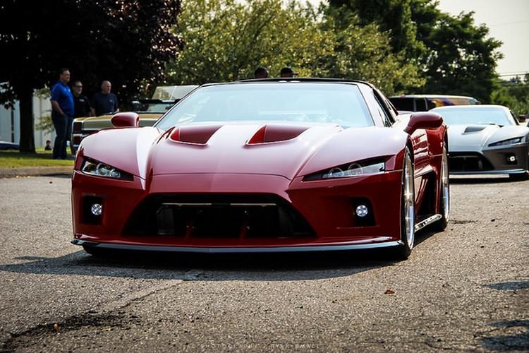"""Top 15 siêu xe làm """"vua tốc độ"""" do Mỹ sản xuất - 5"""
