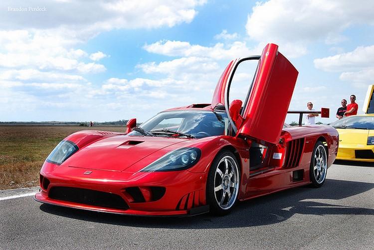 """Top 15 siêu xe làm """"vua tốc độ"""" do Mỹ sản xuất - 11"""