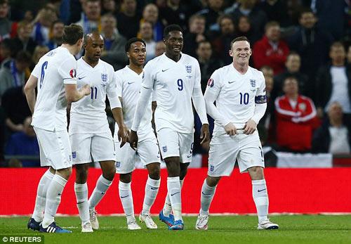 Tuyển Anh đại thắng: Harry Kane thách đấu châu Âu - 3