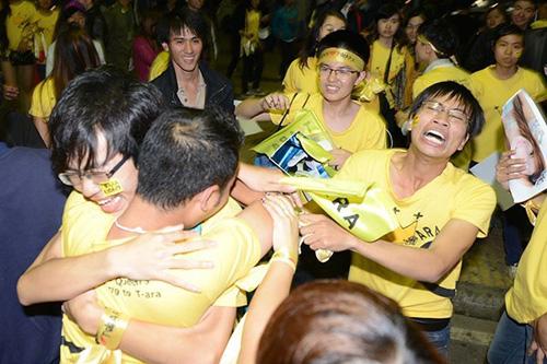 Những lần fan Việt phát cuồng vì sao Hàn - 1