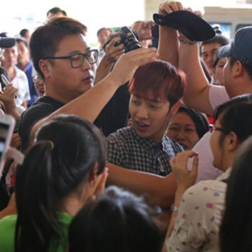 Những lần fan Việt phát cuồng vì sao Hàn - 8