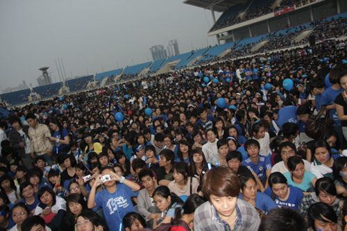 Những lần fan Việt phát cuồng vì sao Hàn - 9