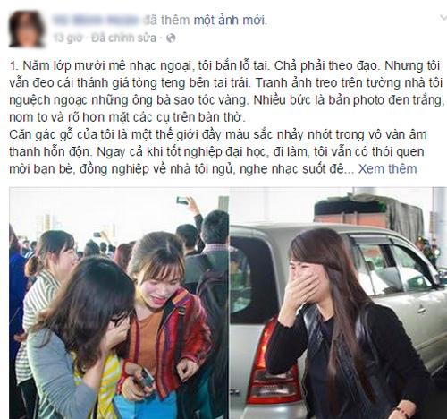 Khóc ngất vì sao Hàn: Hãy tôn trọng cảm xúc người khác! - 2