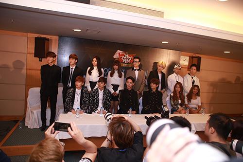 EXO nói tiếng Việt, Sistar hát Hello Việt Nam - 2