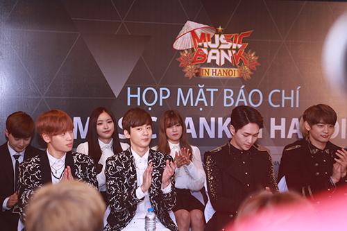 EXO nói tiếng Việt, Sistar hát Hello Việt Nam - 3